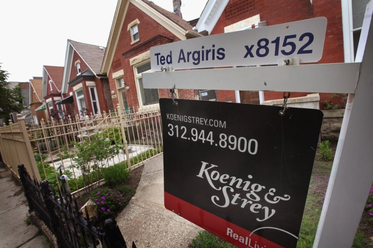 Image: Home Prices Drop To Lowest Level Since 2006