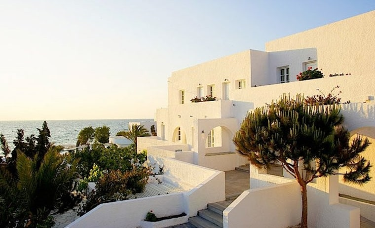 Image: Thalassa Seaside Resort & Suites in Santorini, Greece