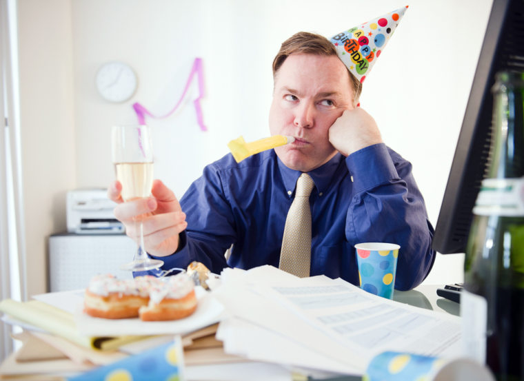 Is happiness a wise career goal? There is growing evidence that our thirst to find happiness, especially during tough economic times, is actually bumming us out.