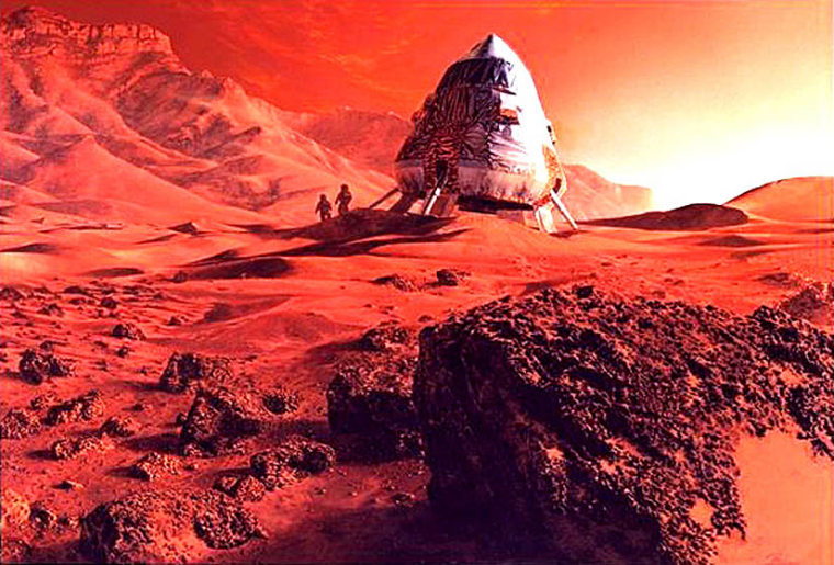 Amanned mission to Mars will push human ingenuity into the next frontier of space exploration, but are the health risks worth it?