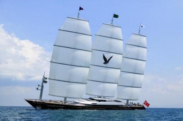 Image: Maltese Falcon