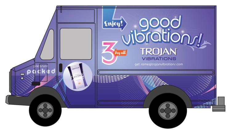 Image: Trojan Vibrations Truck