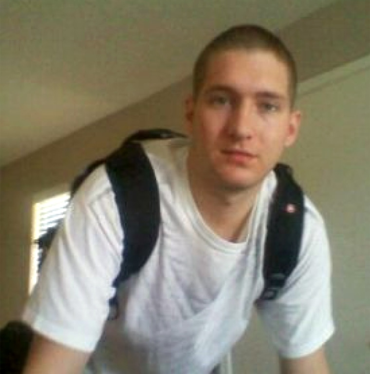Kevin Gonterman, 25, of League City, Tx.