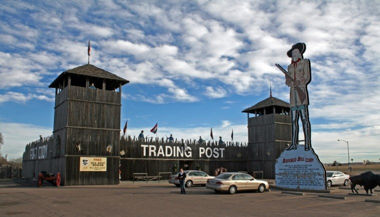 Image: Fort Cody Trading Post