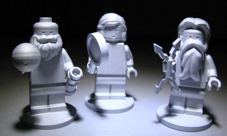 Image:  Lego figurines
