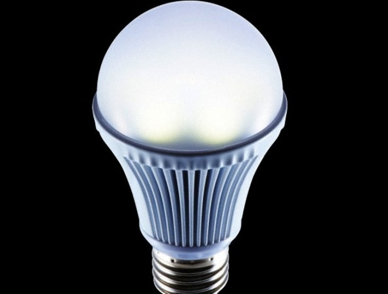 German researchers converted regular LED bulbs into energy for wireless networks.