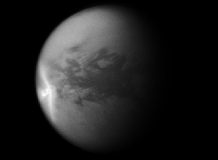 Image: Arrow on Titan