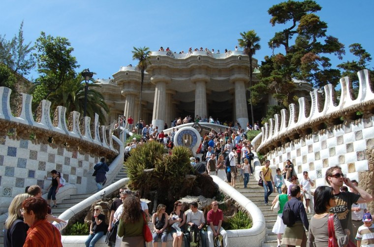 Image: PARC GUELL