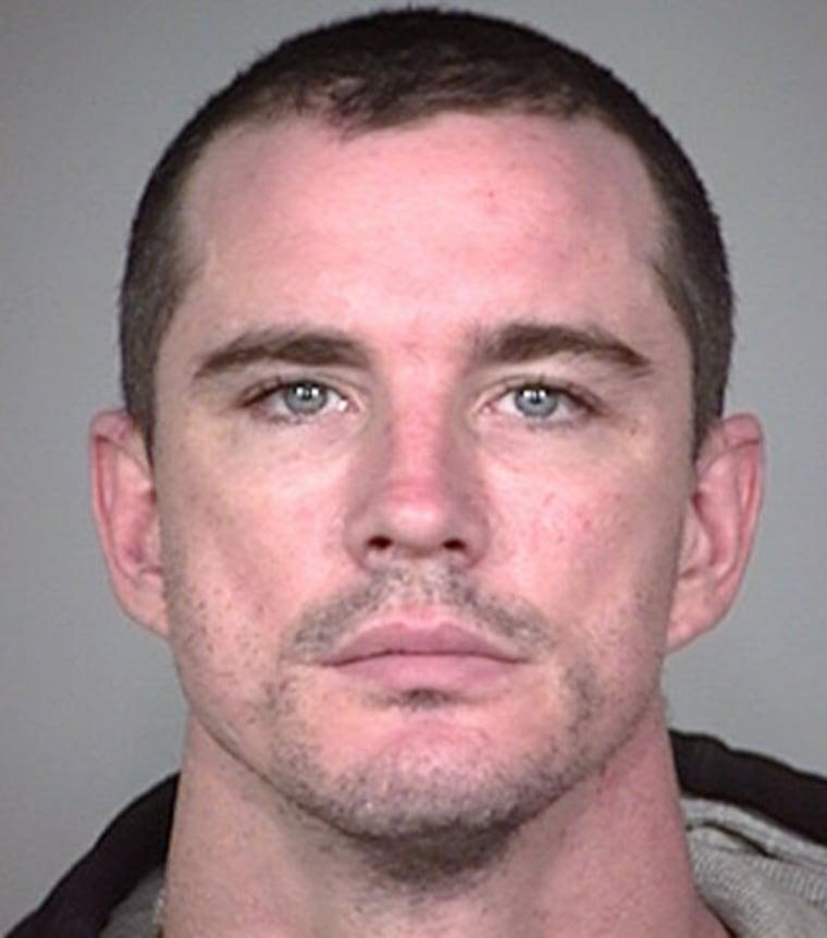 Image: Christopher Carlson (Mug shot from a 2006 arrest)