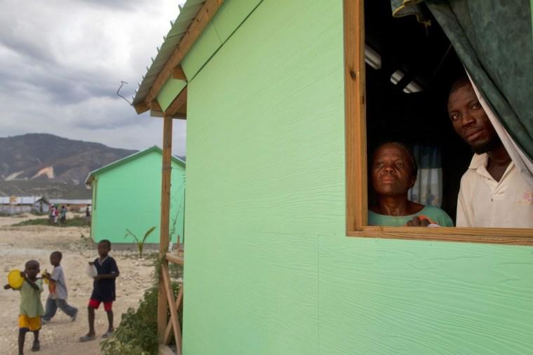 Image: Corail-Cesselesse, Haiti