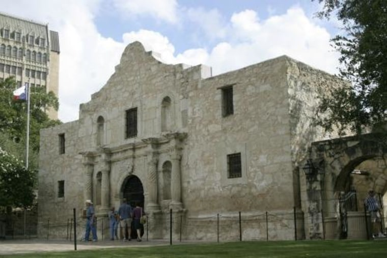 Remember the Alamo — and if you live near there, remember to take security precautions against scammers. A new study ranks San Antonio, Texas, site of the Alamo,asthe most dangerous city in which to surf the Web.