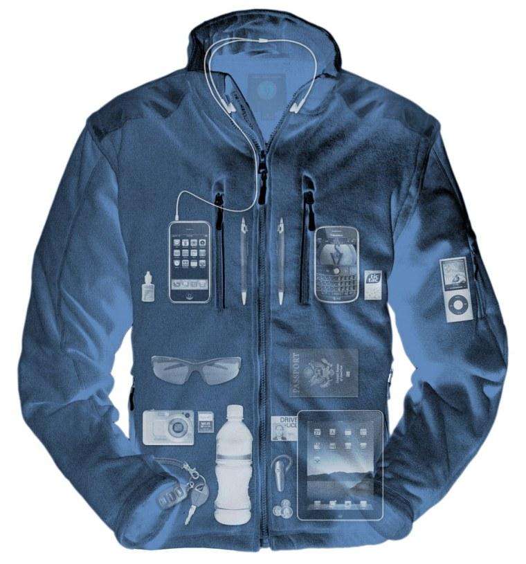 Image: Fleece jacket