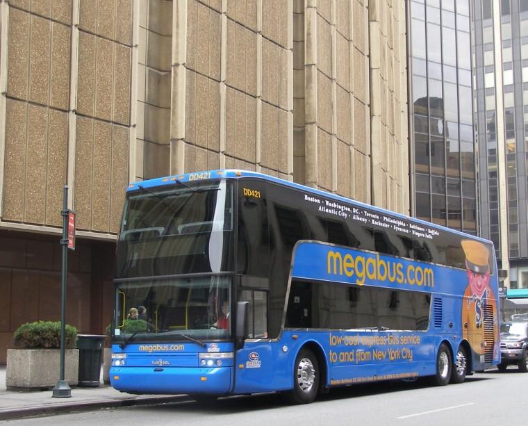 Image: Megabus