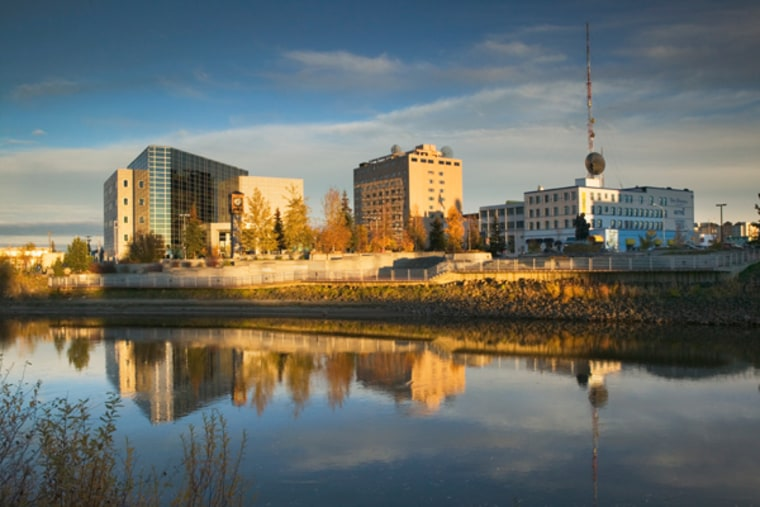 Fairbanks, Alaska is among the fastest growing cities in the country. It has an exceptionally low unemployment rate and large employer base. Inflation, however ...
