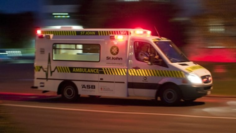 A computer virus took out the emergency response systems of a major New Zealand ambulance service.