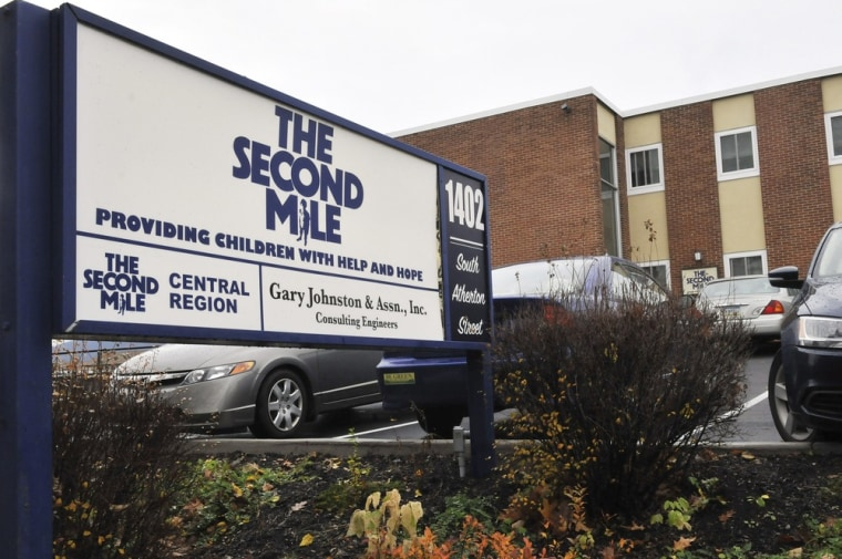 Image: The Second Mile headquarters in State College, Pennsylvania