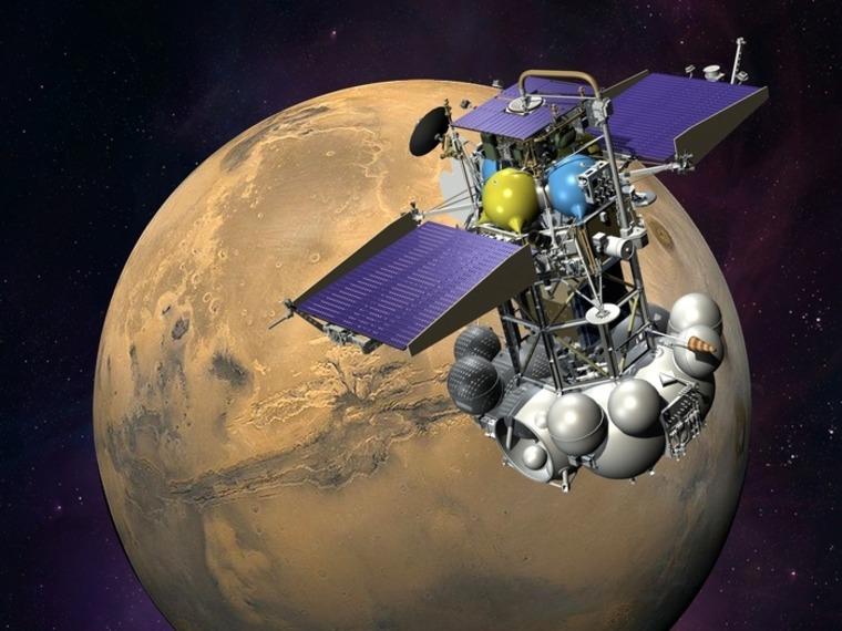 Image: Phobos-Grunt
