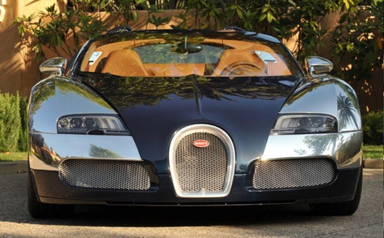 Image: Bugatti Veyron Grand Sport