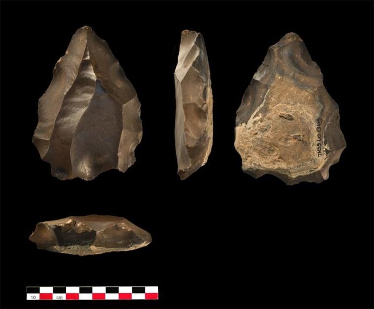 Image: Stone artifacts