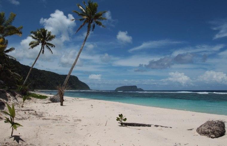 Image: (FILE PHOTO) Samoa Cancels December 30th As Islands Skip Over The International Dateline