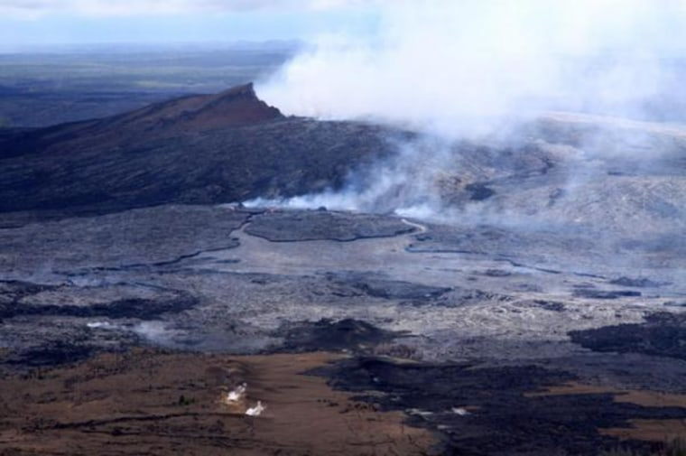 Kilauea's current eruption is still going strong as it enters its 30th year.
