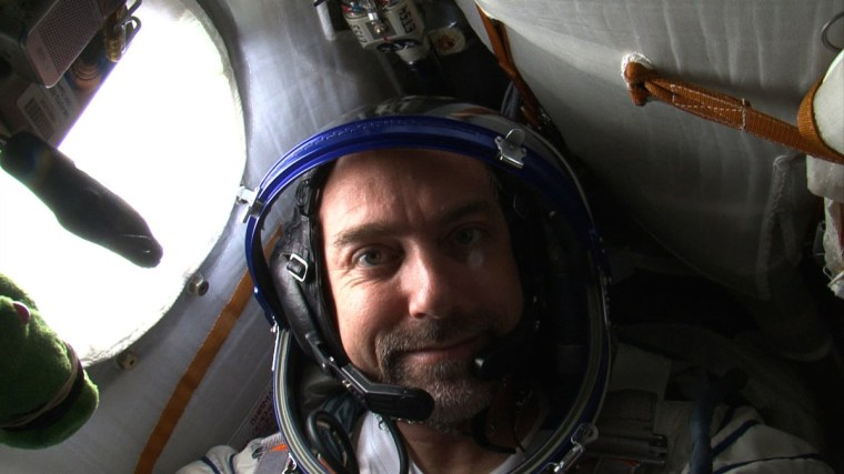 """Richard Garriott as seen in """"Man on a Mission,"""" a film by Mike Woolf."""
