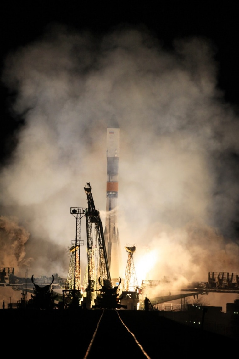 Image: Progress launch