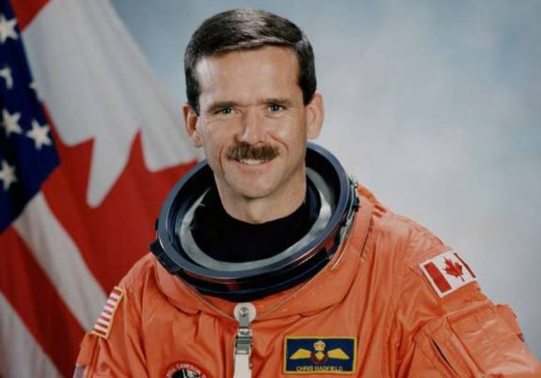 In 2013, Canadian Space Agency astronaut Chris Hadfield will become the first Canadian ever to command a spaceship.