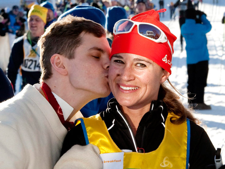 Image: 88th Vasaloppet cross country ski marathon