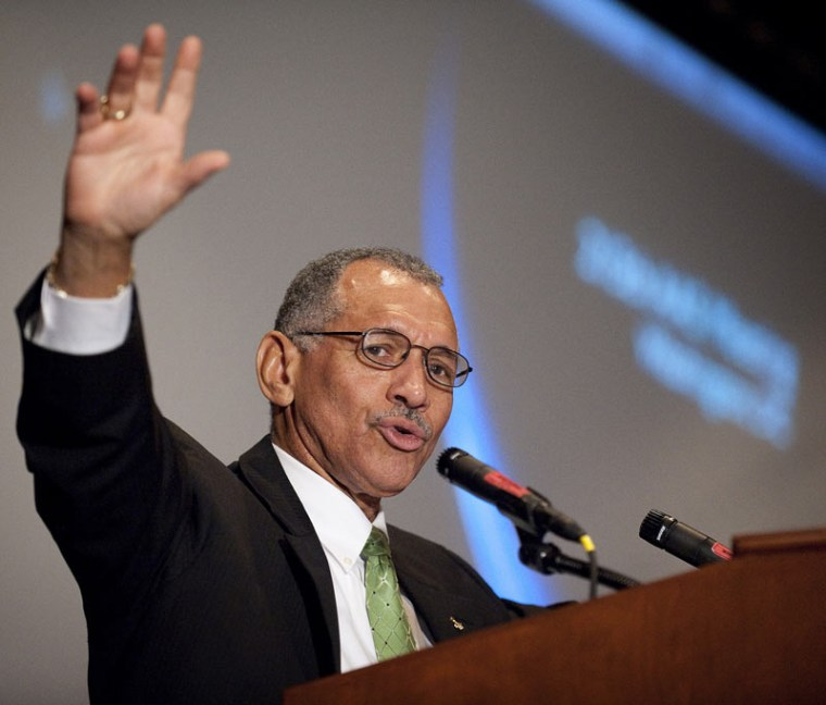 NASA Administrator Charles Bolden, was forced to defend cuts in planetary science programs on Capitol Hill Wednesday.