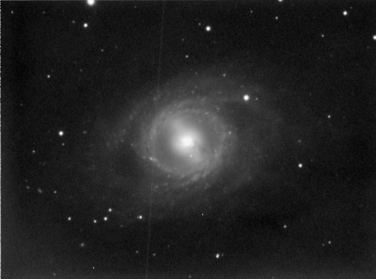 Skywatcher Parijat Singh took this photograph of the newly discovered supernova, SN2012aw, on March 16.