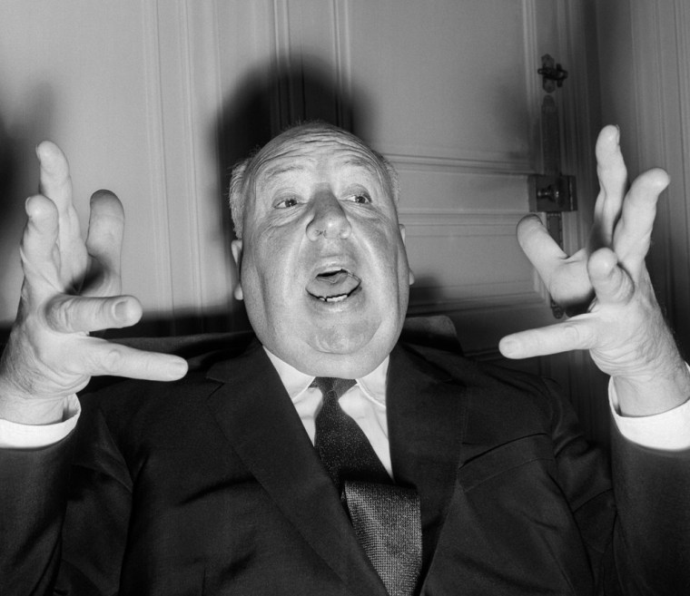Image: Alfred Hitchcock