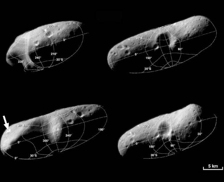 The 22-mile long asteroid 433 Eros could contain trillions of dollars worth of precious metals, but its ownership could be up for debate.