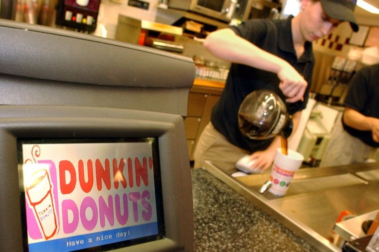 Image: Dunkin' Donuts