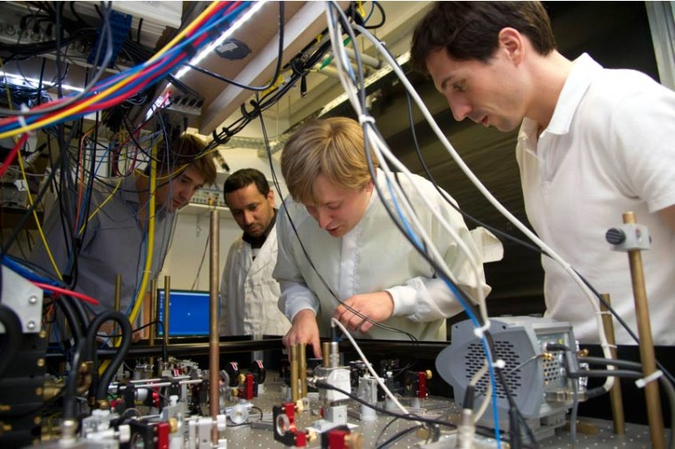 Image: University of Bonn scientists