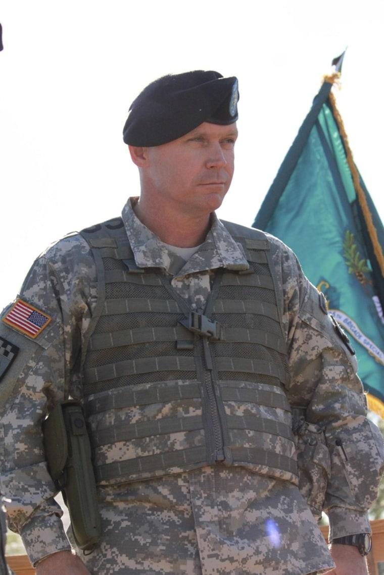 Image: Lt. Colonel Roy L. Tisdale