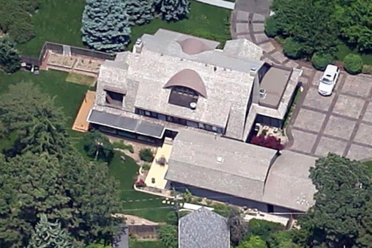 Image: Buffett home