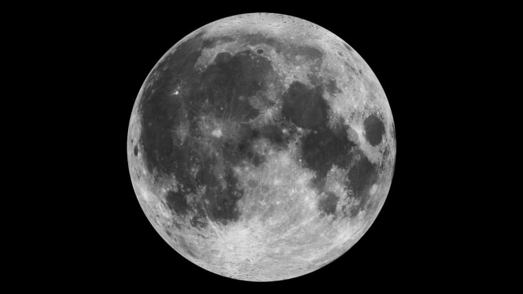 Low-cost CubeSat missions might help unravel some of the moon's closely guarded secrets. This composite imagewas constructed using Clementine data from 1994.