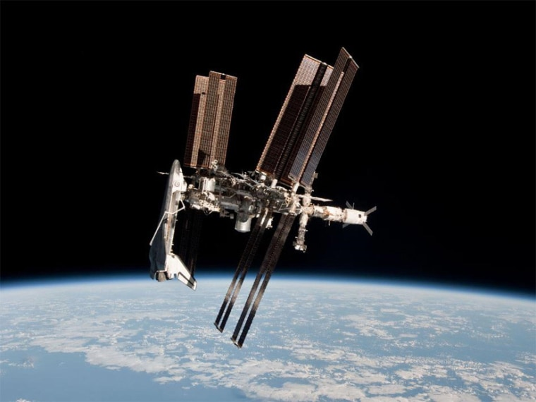 Without the shuttle program, only capsules built on 1960s technology will service the space station — a situation that highlights the growing gap in NASA's human spaceflight capabilities, some experts say.