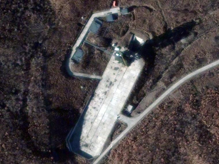 Image: Sohae Satellite Launch Station