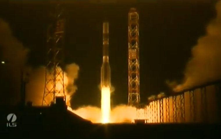 Image: Proton launch