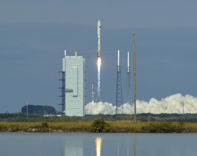 Image: Atlas launch of X-37B