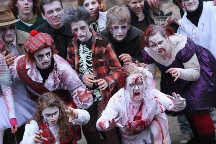 Zombie Walk Berlin
