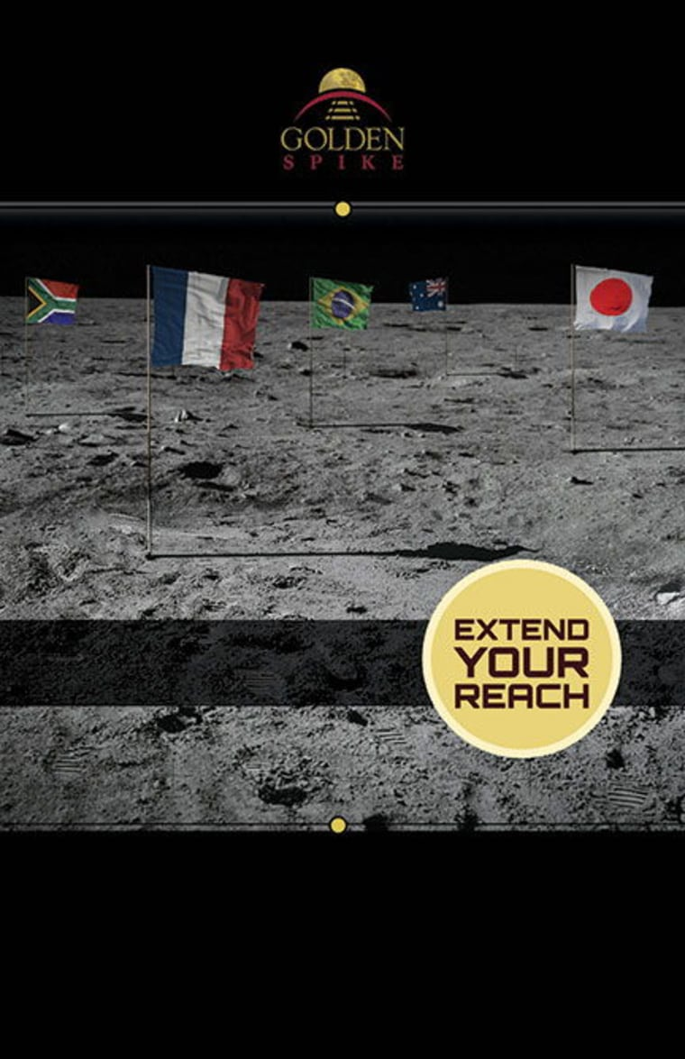 The Golden Spike Co. intends to be the first company planning to offer routine exploration expeditions to the surface of the moon.