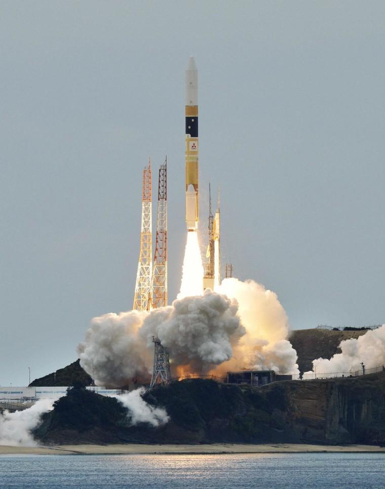 Image: H-2A launch