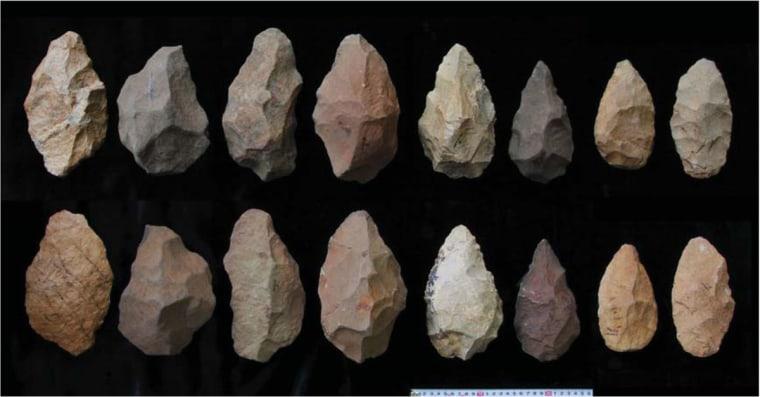 Image: ancient tools
