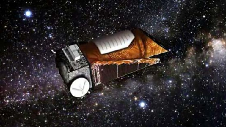 NASA's Kepler mission is searching for Earthlike planets by looking for them to cross the face of alien stars.