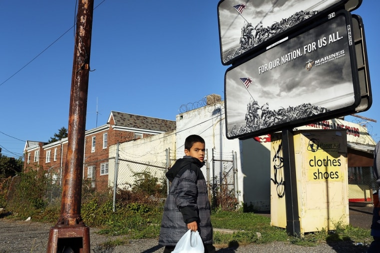 Image: Crime Laden Camden, New Jersey Deemed Poorest City In Country By U.S. Census
