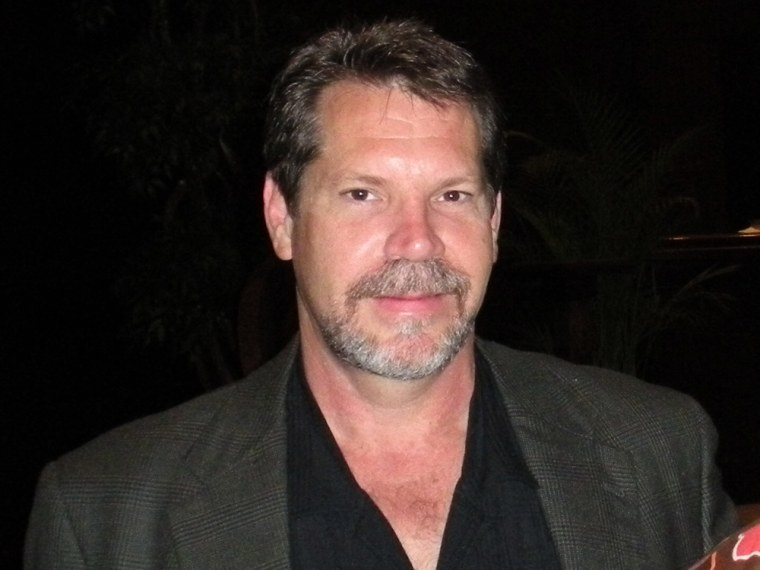 Robert Ward, a 1991 Desert Storm vet who's had Gulf War illness since his 1991 deployment.