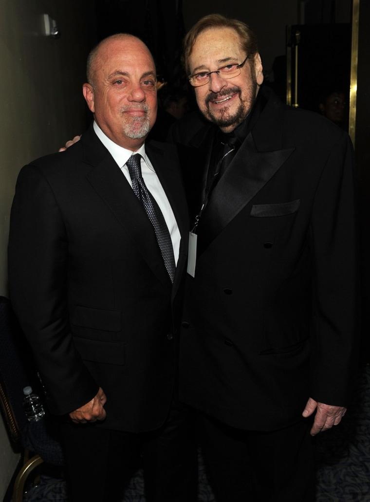 Image: Phil Ramone, Billy Joel